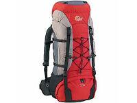 Lowe Alpine Frontier 65 +15 rucksack New