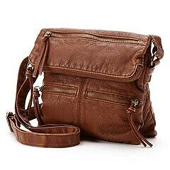 Looking to buy a crossbody brown leather bag