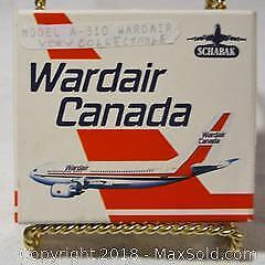 SCHABAK 1:600 Scale Diecast Wardair Canada Airbus A 310 New in Box