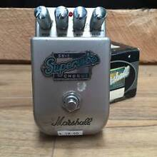 Marshall SuperVibe Chorus Guitar Pedal Moorooka Brisbane South West Preview