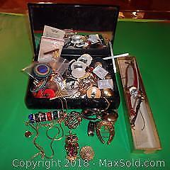 Vintage Costume Jewelry Lot 2 - A