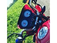 Lexmoto Hunter 50cc - great condition, really good little runner. Perfect bike for a new starter. S