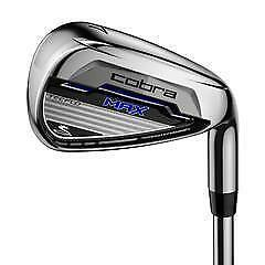 Cobra Max Iron Set 4-P,G Left Hand Mens Only