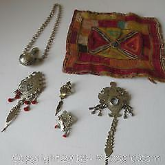 Vintage Turkman Tribal lot