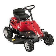 "RIDE ON LAWNMOWER 30"" MANUAL ROVER MINI RIDER RIDE ON LAWNMOWER"