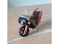 Corgi batman motorbike 1978 collectable