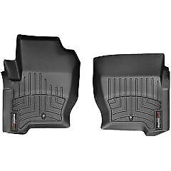 WeatherTech front and rear mats Land Rover LR3