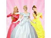 Fairy Tale Princess Day at Kirkley Hall Zoological Gardens Monday 24th October 2016 11.00 - 15.00