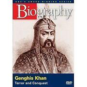 Genghis Khan DVD
