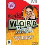 Margot's Word Brain (wii tweedehands  game)