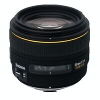 Sigma 30mm f/1.4  Canon mount