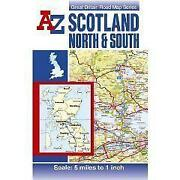 Scotland Road Map