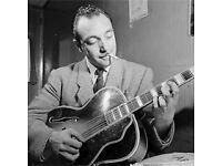 Guitarist / guitar Jazz