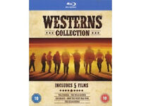 WESTERNS COLLECTION BLURAY