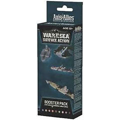 War at Sea Surface Action Booster Axis & Allies  *NEW*