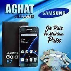 J'achète les cellulaires et tablettes dans presques toutes les conditions même ceux Icloud $$$