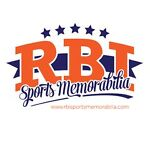 RBI Sports Memorabila and Cards