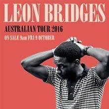 LEON BRIDGES in Melbourne! Brunswick Moreland Area Preview