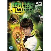 Ben 10 Race Against Time DVD