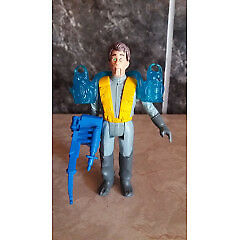 1987 Complete Peter Venkman of The Real Ghostbusters Vintage Figure