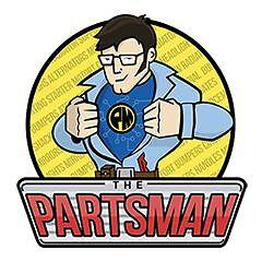 The Parts Man AU