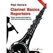 Paul Harris Clarinet Basics