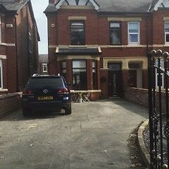 Norwood Road, Southport - large 4 bed house, loft conversion and mature gardens