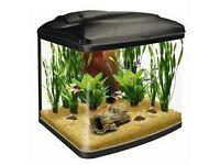 Fish Pod 48 Litre Aquarium with Interpet's NEW Cartridge Filter System