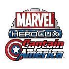 Heroclix Captain America Brick