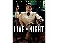 Live By Night - DVD - New