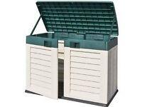 bin storage wanted