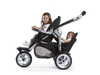 Mamas & Papas T2 Tandem Puschair / Pram Used Good condition