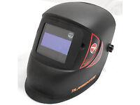 Jackson Predator fully automatic welding mask helmet
