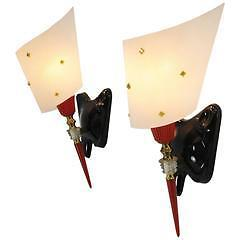 Mid-Century Modern Lighting, Lamps, Chandeliers!