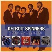 Detroit Spinners CD