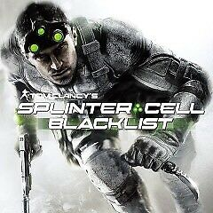 Resident evil 5 + splinter cell blacklist = $5