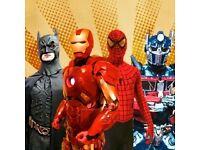 Superhero Day at Kirkley Hall Zoological Gardens Thursday 27th October 2016 11.00 - 15.00