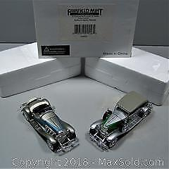 Fairfield Collection Diecast New Old Stock Boxed Collectibles 1934 & 1935 Duesenberg - B
