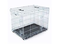 Steel Dog Cage-Savic-XL Great Condition