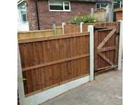 A.M Fencing and garden services