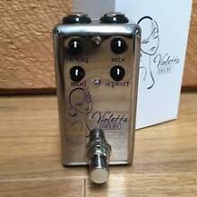 Red Witch Violetta Delay Guitar Pedal Moorooka Brisbane South West Preview