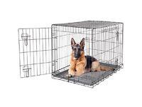 Extra extra large dog crate /cage German shepherd size