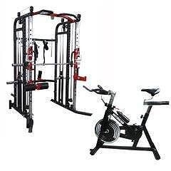 Brand New F30 Functional Trainer with Spin Bike Value Package Osborne Park Stirling Area Preview