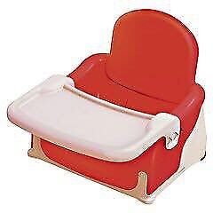 Child's booster highchair seat