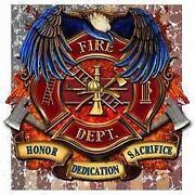 Fire Department Lights