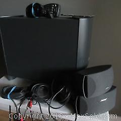 Bose Cinemate Digital Home Theatre System A