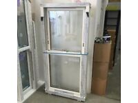 Roseview ultimate heritage range PVCu double glazed sliding sash window 586 w x 667 h
