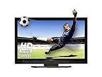 TV 42 in. 3D Full HD 1080p LCD TV with Digital Freeview 4x HDMI