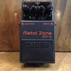 BOSS Metal Zone MT-2 Distortion Moorooka Brisbane South West Preview