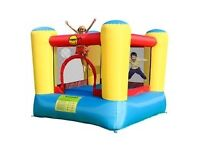 Happy Hop bouncy castle